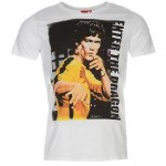 Футболка Bruce Lee Legends Print Tee Snr 63