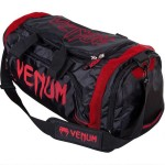 Сумка спортивная Venum Trainer Lite Red Devil Venbag08