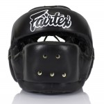 Шлем боксерский Fairtex Full Face Protector HG14 микрофибра