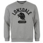 Толстовка Lonsdale Crew Sweat Sn 31