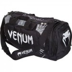 Сумка спортивная Venum Trainer Lite Black\Grey VENBAG029