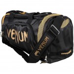 Сумка спортивная Venum Trainer Lite VENBAG455 Black/Gold